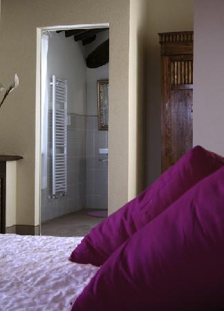Antico Borgo Ponte allo Spino : Camera Rosa