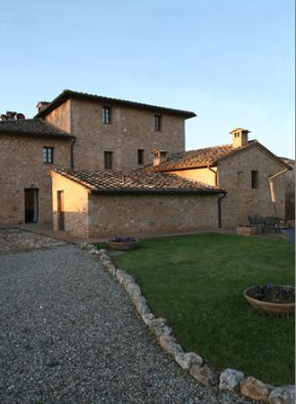 Antico Borgo Ponte allo Spino : esterno