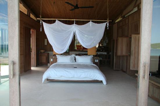 Six Senses Con Dao: Schlafzimmer