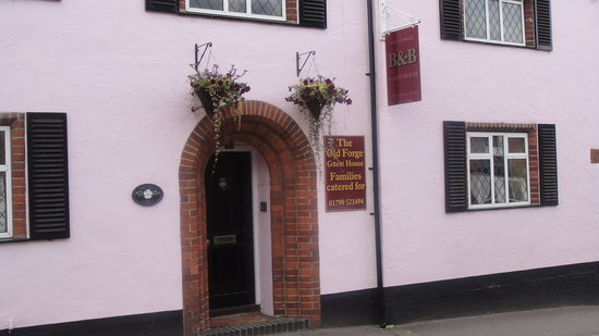 Saffron Walden, UK: The old forge