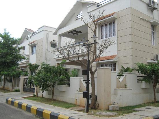 Nirmal Villa Service Apartment