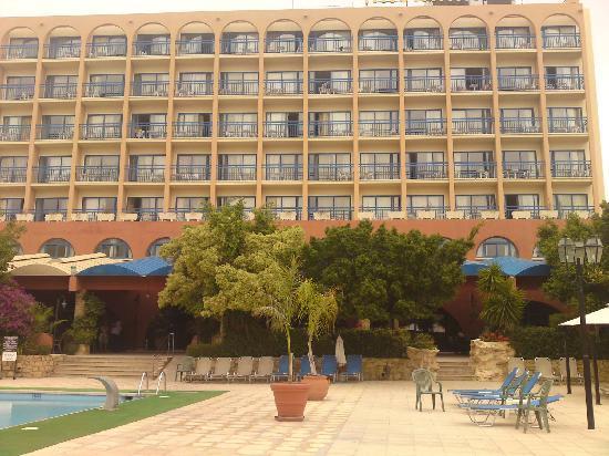 Navarria Hotel: hotel