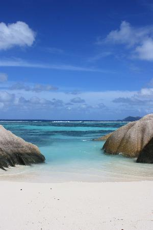 Anse Source D'Argent: Hope it's sunny for you!
