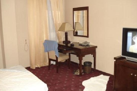 Zargaron Plaza Hotel: room 2