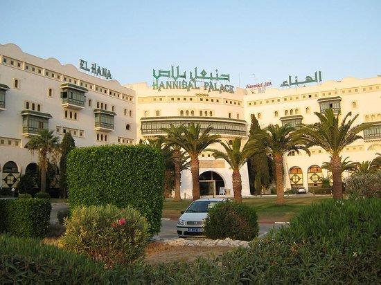 El Hana Hannibal Palace : El Hana Hannibal