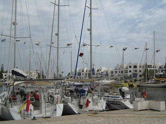 El Hana Hannibal Palace : marina