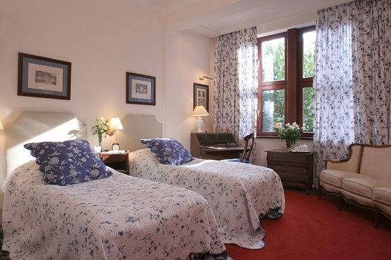 Hotel Grodek: Twin room