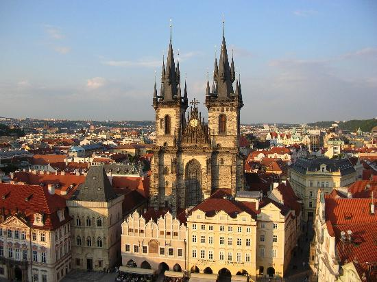 Maximilian Hotel: Wonderful Prague