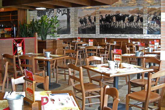 Roadhouse Grill Padova interno
