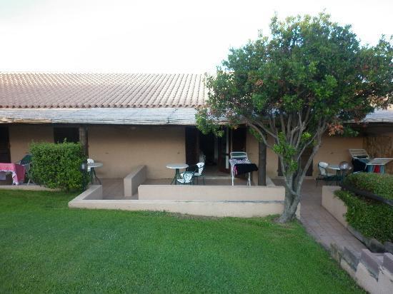 Residence Hotel Porto Mannu: il nostro alloggio