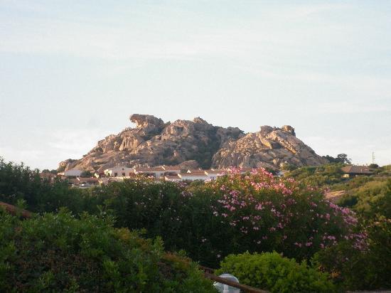 Residence Hotel Porto Mannu: vista di Capo d'Orso