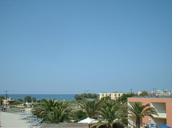 Rethymno Village : view from our room