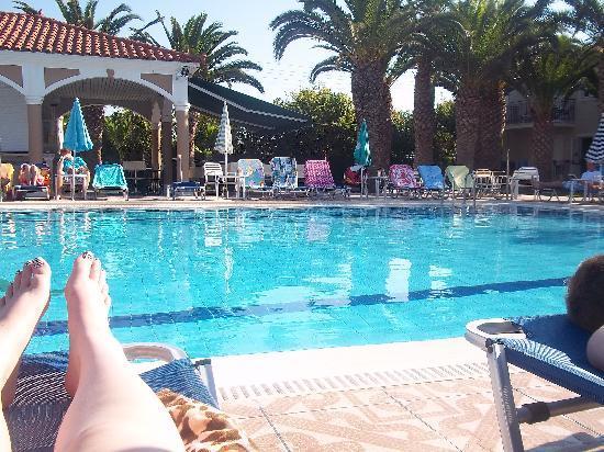 smartline Margarita Hotel: THE SWIMMING POOL