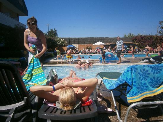 Santa Susanna Resort: Pool
