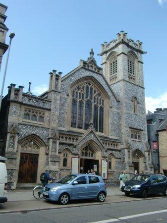 St. Andrew's Street