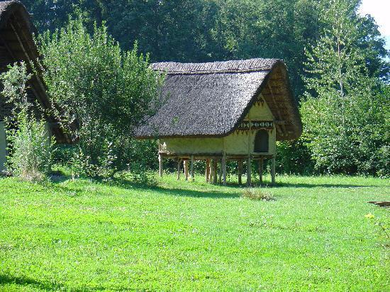 Village Lacustre Gletterens: the loft