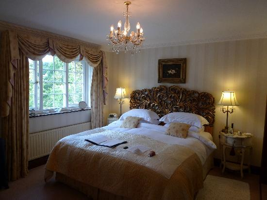 Anchorage House: Bedroom of 'Charming'