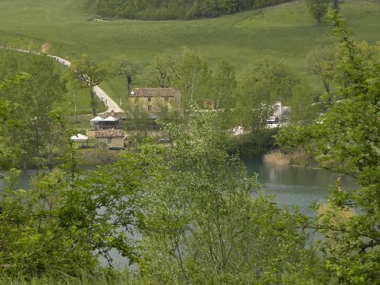 Dimensione Natura: Agriturismo al Lago di San Ruffino