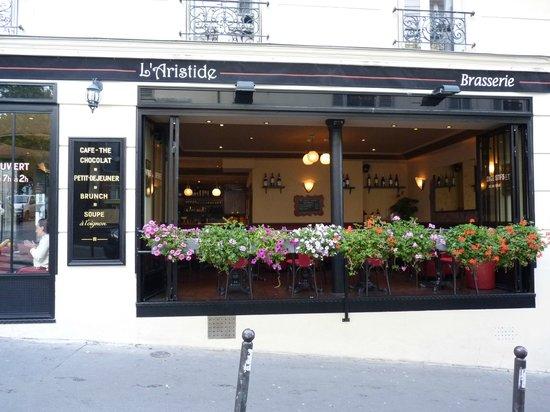 L'Aristide Café: L'Aristide