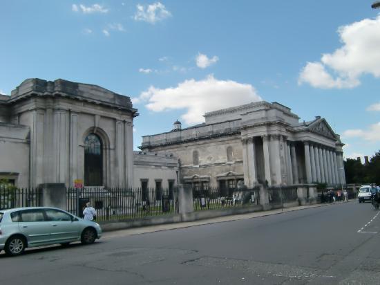 Fitzwilliam Museum@Cambridge