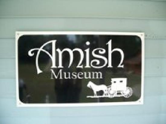 Rockome Gardens: The Amish museum is located here as well