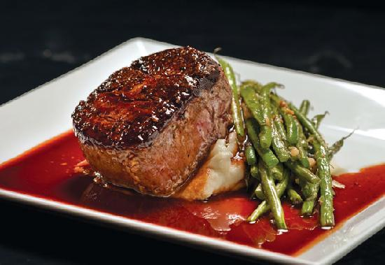 The Green Room: The Best Filet in Greenville