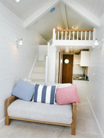 Teign Crest Hotel : Beach Hut Interior