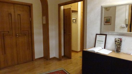 Kosher Bed & Breakfast La Casa di Eva : Entranceway