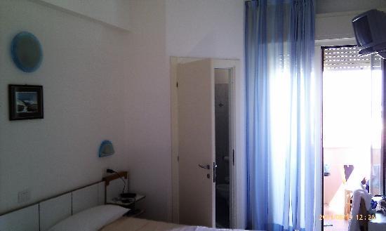 Hotel Villa Rosa: stanza/room