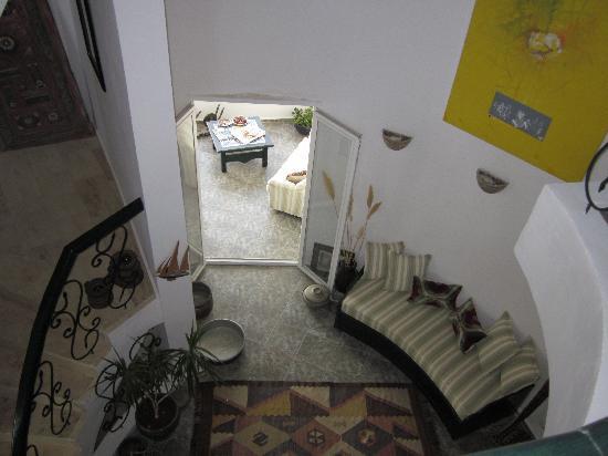 Villa Tokur: La reception