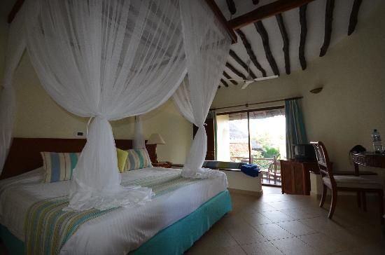 Sultan Sands Island Resort : chambre