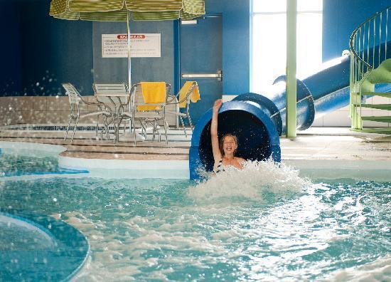 Fairfield Inn & Suites Winnipeg: The kids will love our Water Park