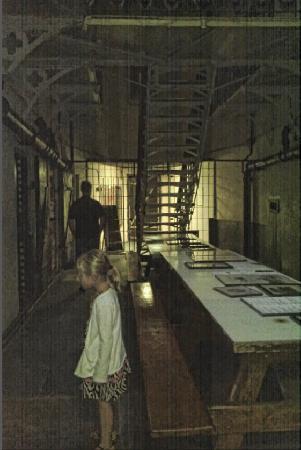 Old Jail Museum: I see dead people