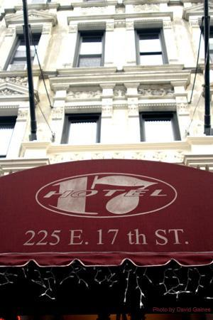 Hotel 17 in New York NY