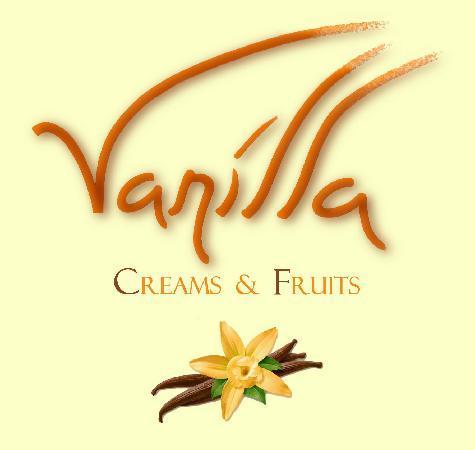 Gelateria Vanilla: Logo