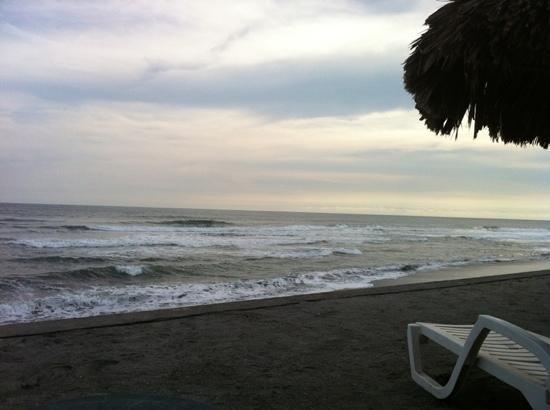 Las Hojas Resort & Club: vista delloceano