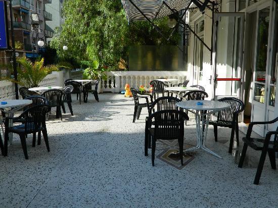 Hotel Alfieri: dehor