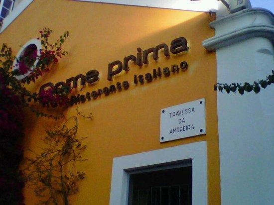 Come Prima Restaurante Italiano : a quaint and very good neighborhood restaurant