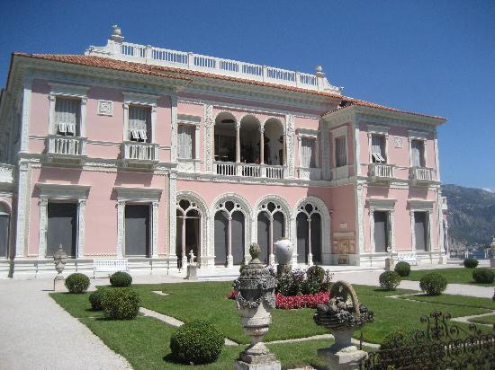 Villa ephrussi de rothschild picture of villa jardins for Jardin villa rothschild