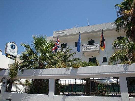 Hotel Restaurant Euro Guida