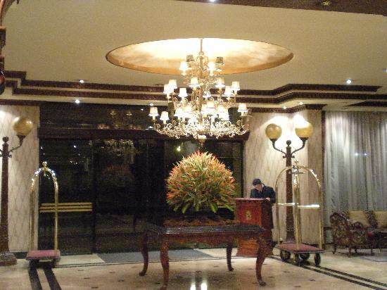 Hotel Dann Carlton Quito : Hotel lobby