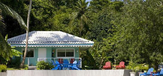 Portobelo, Panama : Forest House
