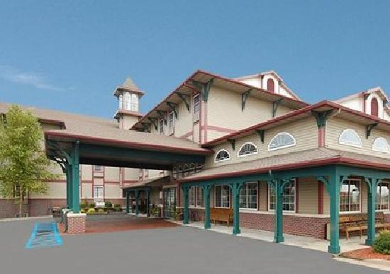 Comfort Inn Sedalia Station: Sedalia Station