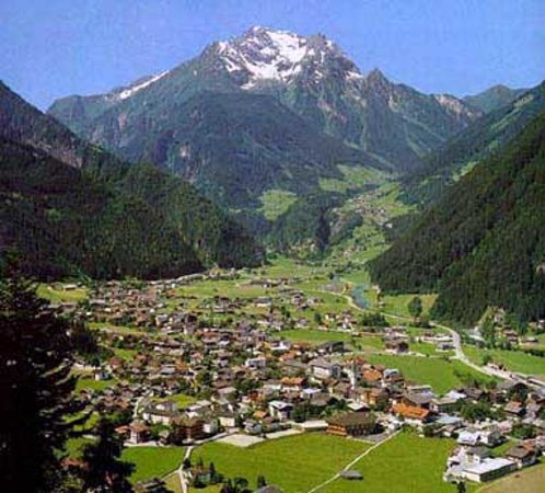 Mayrhofen In Zillertal Picture Of Haus Panorama Mayrhofen Tripadvisor