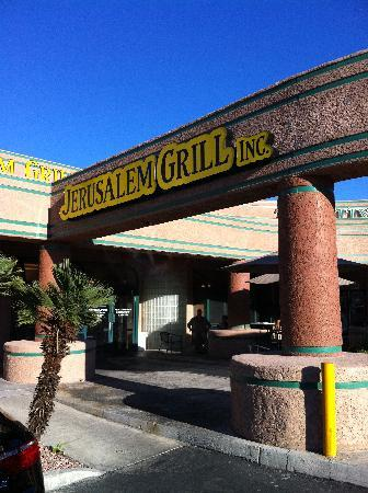 Jerusalem Grill Vegas: Jerusalem Grill, Las Vegas Nevada