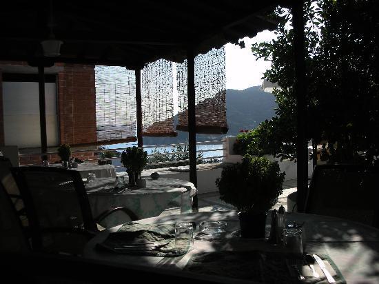Thea Home Hotel : terrazza colazione