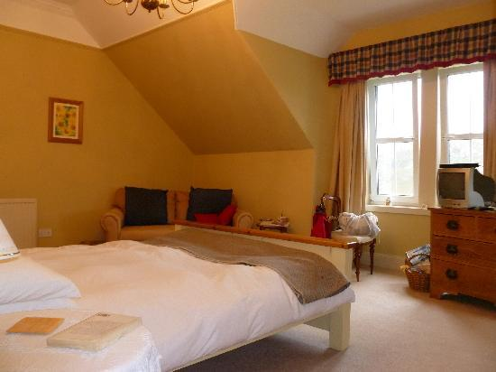 Cruachan Guest House: Double Room
