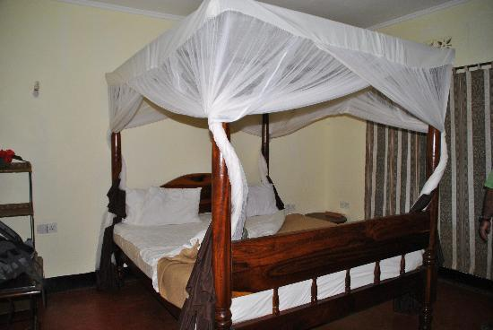 Crater Rim View: Room - Double bed