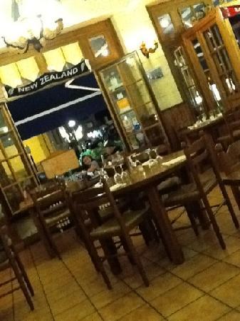 Le Grand Grill Basque : salle du restaurant