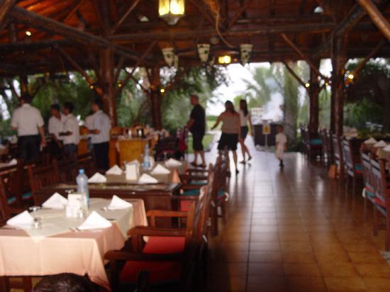 SENTIDO Sultan Beldibi : le restaurant